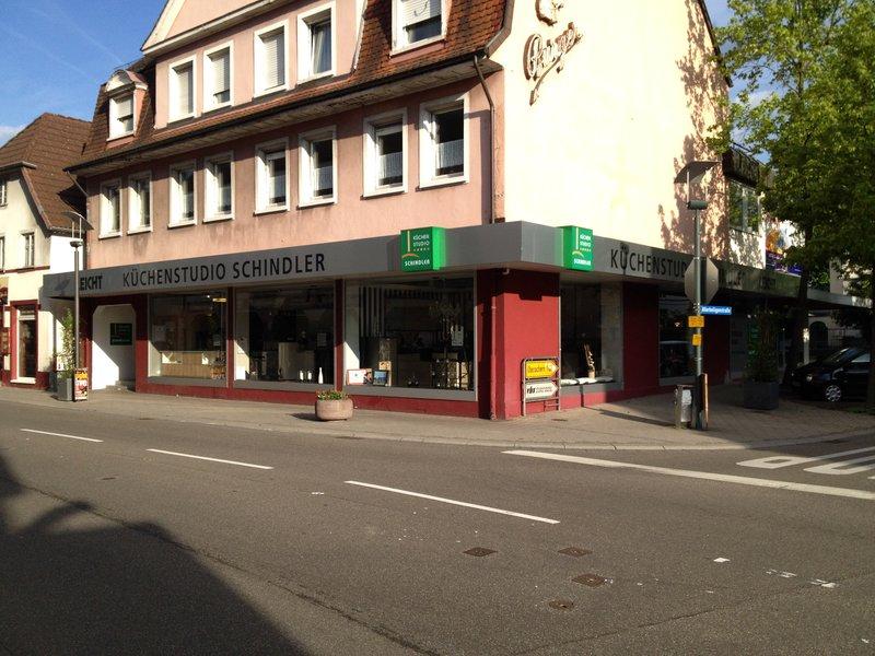 Küchenstudio Schindler in Achern Ihr Küchenspezialist mit günstigen ...